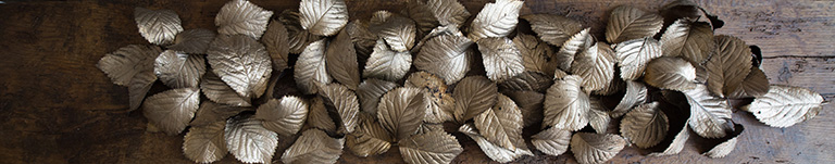 Bronze leaves from our Cherry Variations collection